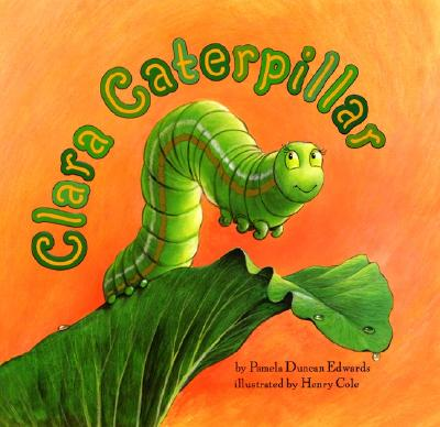 Clara Caterpillar Cover