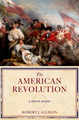 The American Revolution Cover