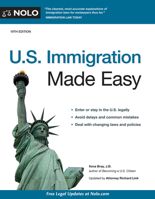 U.S. Immigration Made Easy Cover Image