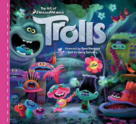 The Art of Trolls Cover Image