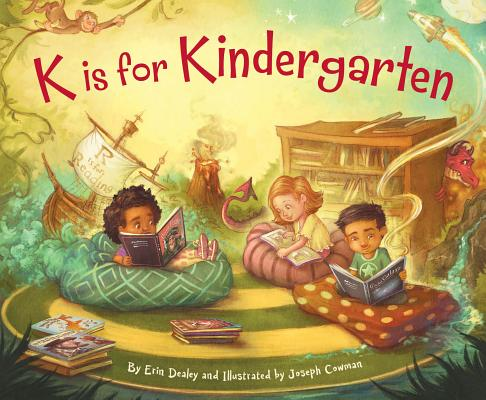 K Is for Kindergarten Cover