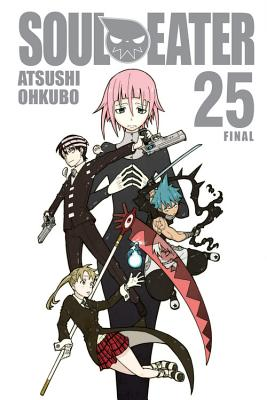 Soul Eater, Vol. 25 Cover Image