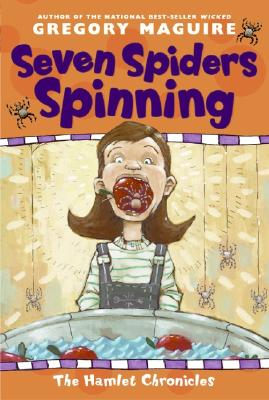 Seven Spiders Spinning Cover Image
