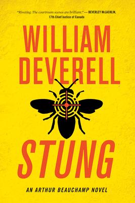Stung: An Arthur Beauchamp Novel Cover Image