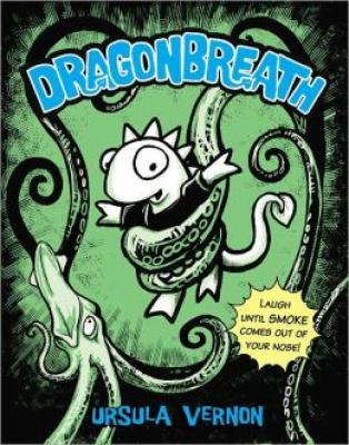 Dragonbreath #1 Cover Image