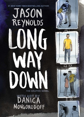 Long Way Down: The Graphic Novel Cover Image