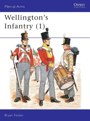 Wellington's Infantry (1) Cover