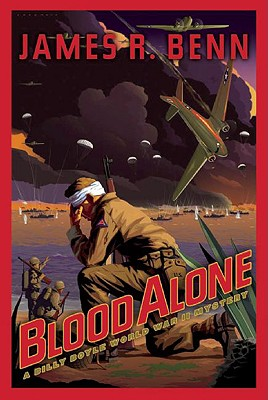 Blood Alone (A Billy Boyle WWII Mystery #3) Cover Image