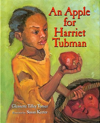 An Apple for Harriet Tubman Cover