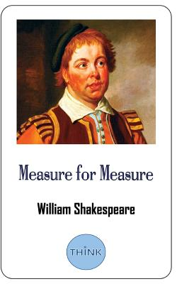 Measure for Measure: A Play by William Shakespeare Cover Image