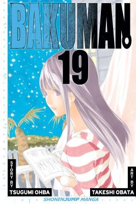 Bakuman., Volume 19 Cover