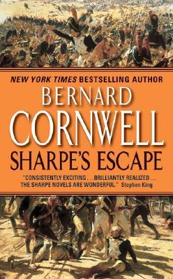 Sharpe's Escape Cover Image