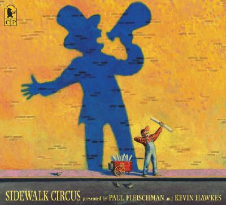 Sidewalk Circus Cover