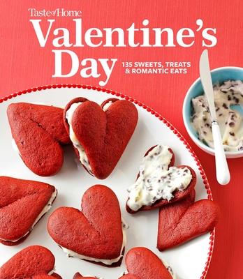 Taste of Home Valentine's Day mini binder Cover Image