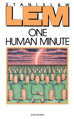 One Human Minute Cover