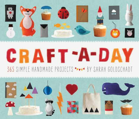 Craft-A-Day Cover