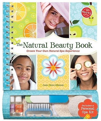 The The Natural Beauty Book Cover