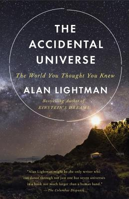 The Accidental Universe Cover