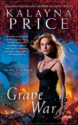 Grave War (An Alex Craft Novel #7) Cover Image