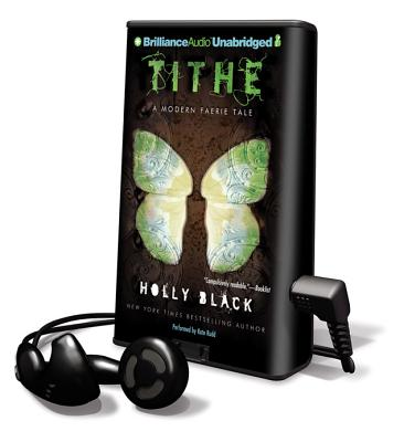 Tithe: A Modern Faerie Tale (Playaway Young Adult) Cover Image