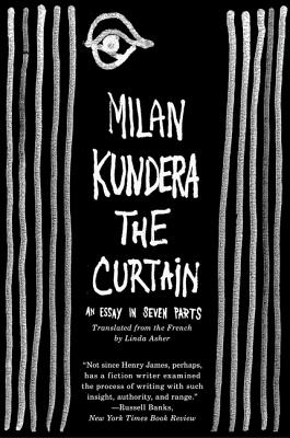 The Curtain: An Essay in Seven Parts Cover Image