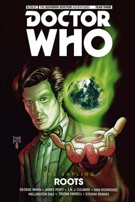 Doctor Who - The Eleventh Doctor: The Sapling Volume 2: Roots Cover Image