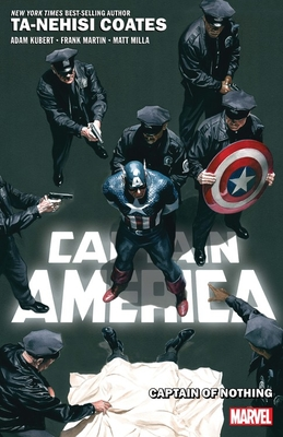 Captain America by Ta-Nehisi Coates Vol. 2: Captain of Nothing Cover Image