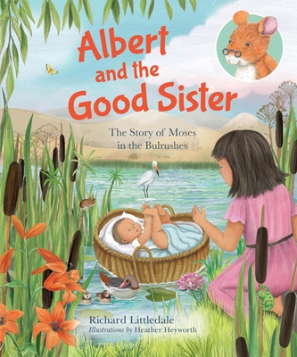Cover for Albert and the Good Sister