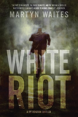 Cover for White Riot