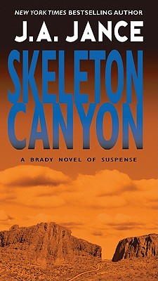 Skeleton Canyon (Joanna Brady Mysteries #5) Cover Image