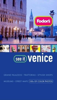 Fodor's See It Venice Cover Image