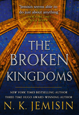 The Broken Kingdoms Cover