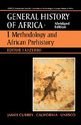 Cover for UNESCO General History of Africa, Vol. I, Abridged Edition
