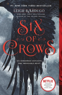 Six of Crows Cover Image