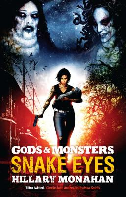 Cover for Snake Eyes, 3 (Gods and Monsters)