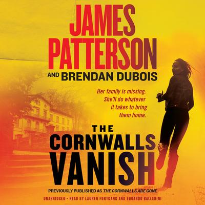 The Cornwalls Vanish (Amy Cornwall #1) Cover Image