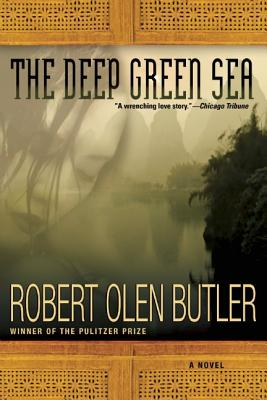 Cover for The Deep Green Sea