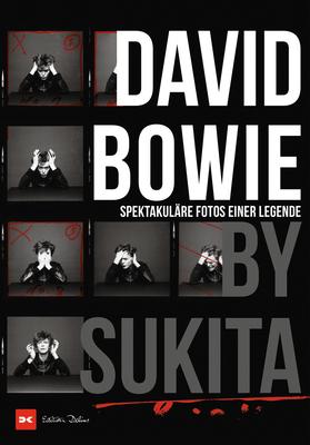 David Bowie by Sukita Cover Image