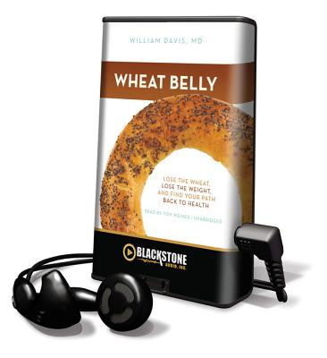 Wheat Belly (Playaway Adult Nonfiction) Cover Image