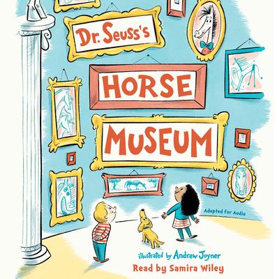 Dr. Seuss's Horse Museum Cover Image