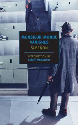 Monsieur Monde Vanishes Cover