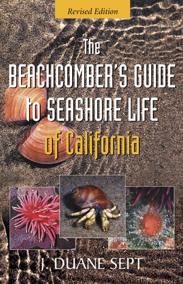 The Beachcomber's Guide to Seashore Life of California Cover