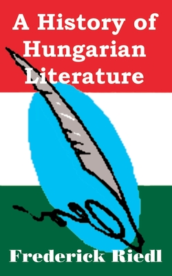 A History of Hungarian Literature Cover Image