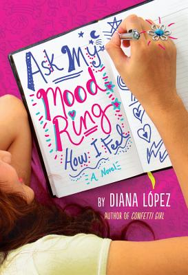 Cover for Ask My Mood Ring How I Feel