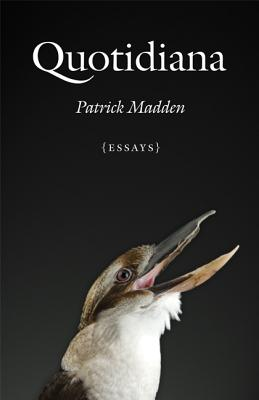 Quotidiana: Essays Cover Image