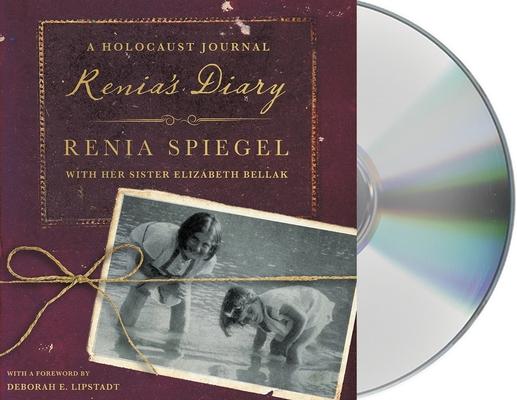 Renia's Diary: A Holocaust Journal Cover Image
