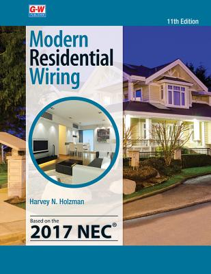 Modern Residential Wiring Cover Image