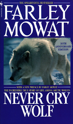 Never Cry Wolf Cover Image