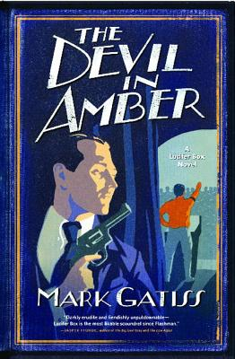 The Devil in Amber Cover