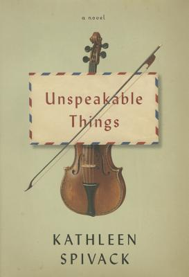 Unspeakable Things Cover